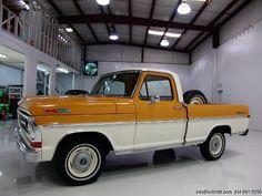 DANIEL SCHMITT & CO PRESENTS: 1971 Ford F-100 Sidestyle Sport Custom pick-up - Visit www.schmitt.com for more detail!