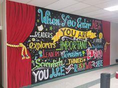 #paintslingers murals #murals # #Houston #artist Elementary school mural Newport Elementary School #PAINTSLINGERS #murals #Houston #houstonartist #crosbytx #crosby #nesElementary school mural #paintslingers #mural #houston #crosbytx #typography #elementartyschool  #Houston #bellaire