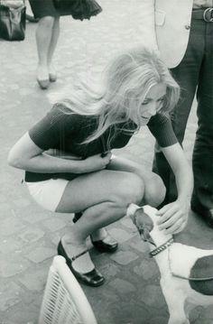 Sharon Tate, Cannes 1968