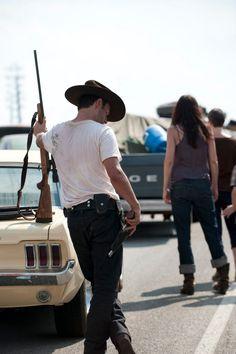 The Walking Dead - Season 2 - Episode 1 - Photo by Gene Page/AMC.