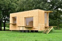 Kengo Kuma and Snow Peak Team Up for the World's Most Minimalist Trailer