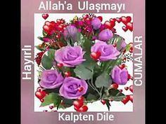 Allah'a Ulaşmayı Kalpten Dilemek ve Cuma mesajı - YouTube Floral Wreath, Wreaths, Decor, Youtube, Decoration, Decorating, Door Wreaths, Dekorasyon, Deco Mesh Wreaths