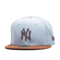 New Era 59FIFTY Metallic Rust New York Yankees//nvybrw