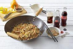 Κινέζικο τηγανητό ρύζι στο γουόκ-featured_image Greek Recipes, Asian Recipes, Ethnic Recipes, Food Categories, Wok, Chinese Food, Stir Fry, Fried Rice, Risotto