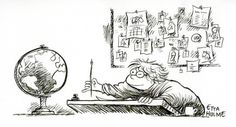 "World of Cartooning Just Lost Two Greats ***  ""Don't Pay For Gasoline Any Longer! => http://patriotproducts.org/go/Electricity4gas/  ***  Posted on June 30, 2014, 4:00 pm from http://www.cagle.com/2014/06/world-of-cartooning-just-lost-two-greats/"