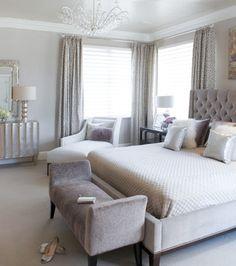 Modern Luxe - Bedroom - Other Metro - Susan Glick Interiors