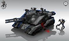 future tanks concept art   Tanques de guerra - arte conceptual - Taringa!