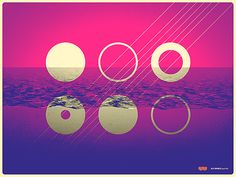 Inside the Edge by Alex Varanese, via Behance