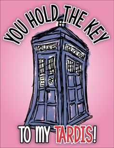 Free Printable Doctor Who Valentines That Will Melt Even the Doctor's Two Hearts