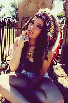 indian headdress - Google Search