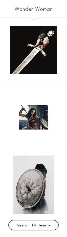 """""""Wonder Woman"""" by ac-awesome ❤ liked on Polyvore featuring costumes, dc comics halloween costumes, wonder woman halloween costume, blue halloween costumes, dc comics costumes, heart costume, comic book, tops, blue top and heart tops"""