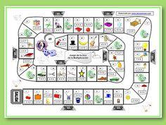 Juego de la oca para aprender la tabla de multiplicar de una manera lúdica y más entretenida. Se puede imprimir y entregar al alumnado para repasar en casa Primary Maths, Primary School, Familia Y Cole, School Tool, Martini, Teacher, Learning, Ideas Para, Homeschooling