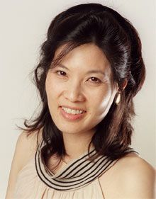 """Sheryl WuDunn is the first Asian-American to win a Pulitzer Prize and best-selling author for the book """"Half the Sky: Turning Oppression Into Opportunity"""""""