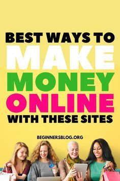 Ways To Earn Money, Earn Money Online, Online Jobs, Way To Make Money, How To Make, Passive Income Sources, Singles Events, Best Sites, Continue Reading