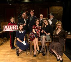"""Marblehead Little Theater will perform the """"It's a Wonderful Life"""" radio show this December. #christmas"""