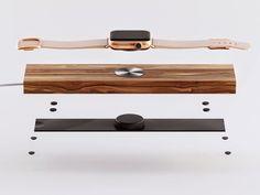 Rest Composure Apple Watch Charger Dock Announced / TechNews24h.com