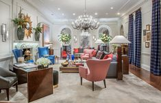 Holiday House — a decorator show home held annually on New York City's Upper East Side — could not be more fittingly named. For one, the house provides the