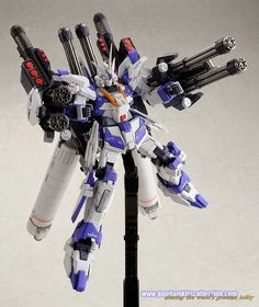 1/144 Full Armor Unicorn Gundam Kai Unicorn Mode - Custom Build - Gundam Kits Collection News and Reviews