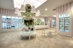 pharmacy design, eczane dekorasyonu