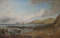 213 WEYMOUTH BAY John Constable L61.2005.3