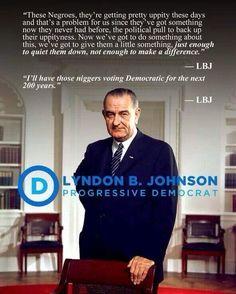 Al Sharpton, Jesse Jackson and Congressional Black Caucus; Denounce LBJ Comments!