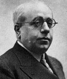Manuel Azaña Díaz (1880-1940). Presidente de la República Española.