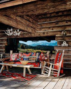 Colorado Lodge Home of Ralph Lauren