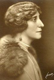 Ingeborg of Denmark (1878 - 1958). Daughter of Frederick VIII and Louise of Sweden. She married Carl, Duke of Vastergotland, and had four children.