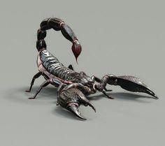 ArtStation - Asian Scorpion, Se June Cheun