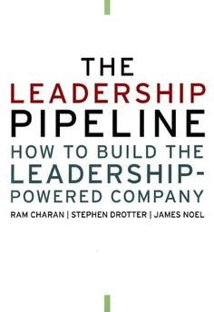 Together, these authors have more first-hand experience in leadership development and succession planning than you're likely to find anywhere else. And here, they show companies how to create a pipeline of talent that will continuously fill their leadership needs-needs they may not even yet realize. The Leadership Pipeline delivers a proven framework for priming future leaders by planning for their development, coaching them, and measuring the results of those efforts.