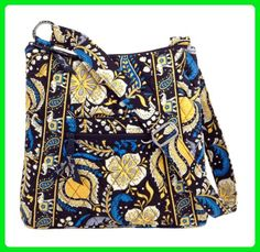 Vera Bradley Hipster in Ellie Blue - Crossbody bags (*Amazon Partner-Link)