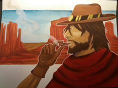McCree by @sketch_a_doodle