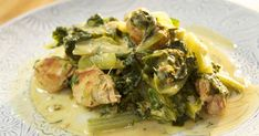 Sprouts, Potato Salad, Shrimp, Recipies, Pork, Food And Drink, Potatoes, Beef, Chicken