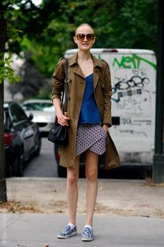 Street Style Aesthetic – Wayne Tippetts » Blog Archive » Paris – Maja Salamon