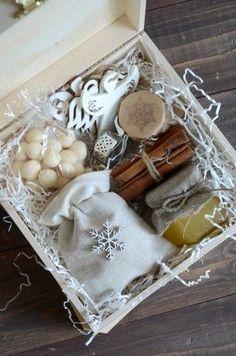 Уют - новогодний подарочный набор