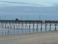 Bogue Inlet Fishing pier North Carolina