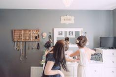 An Elegant Grecian Style Gown for A Laid Back London Pub Wedding | Love My Dress® UK Wedding Blog