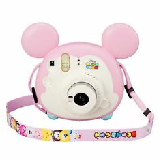Mini and cute appearance makes it a great gift for children and friends. Instax Mini Camera, Fuji Instax Mini, Fujifilm Instax Mini, Polaroid Instax, Polaroid Camera, Cute Camera, Unicorn Fashion, Tsumtsum, Disney Tsum Tsum
