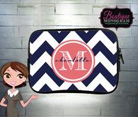 Cosmetics Zippered Bag, Traditional Design