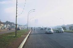 City Scene, Jakarta, Country Roads