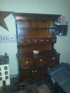 Got This Antique Hutch For An Awesome Price For A Project Piece