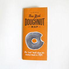 Donut Map