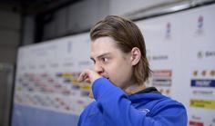 Jääkiekon MM-kisat Venäjällä Finaali Suomi vs Kanada ... IIHF Ice Hockey World Championships in Russia