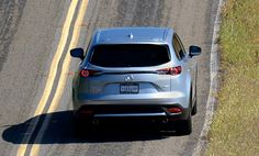 """Mazda has a cult-following with their CX-5 which making CX-9 in the same design language of Mazda's Kodo """"Soul of Motion"""" is a very smart move on Mazda's behalf. A big, open-mouthed grille proud..."""