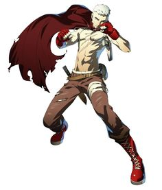 King Akihiko Voiced by: Hikaru Midorikawa (Japanese), Liam O'Brien (English)   the main antagonist of Phoenix Hearts: Book of Fire and Ice and the fallen king of Harmonia.