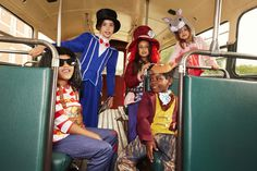The world of imagination and adventure brought together in this amazing range of outifts.