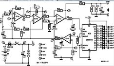 magnetic-field-meter magno circuit schematic