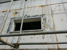 창호 주변 기밀 테이프 시공하기(외벽부분 부착) : 네이버 블로그