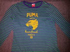 Puma Shirt Größe 152
