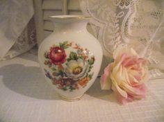 Small Barvaria VaseSmall Porcelain VaseSmall by KathysRetroKorner